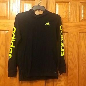 Adidas long sleeve hoodie